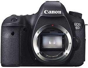راهنمای دوربین EOS 6D
