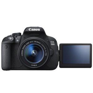 دوربین عکاسی کانن Canon EOS 700D Kit 18-55mm f/3.5-5.6 IS STM