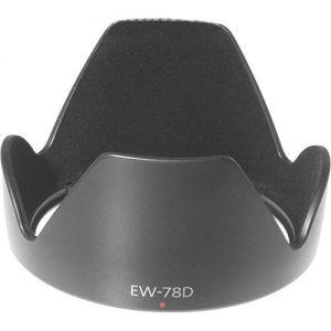 هود لنز EW-78D for EF 28-200mm f/3.5-5.6 and EF-S 18-200mm Lens Hood