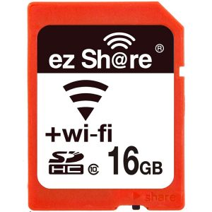 EZ-Share SD 16GB
