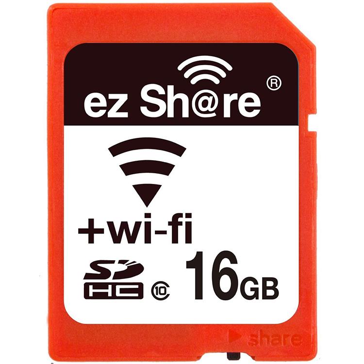 کارت حافظه EZ-Share SD 16GB