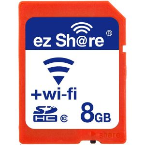 EZ-Share SD 8GB