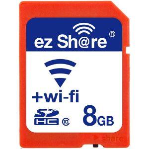 کارت حافظه EZ-Share SD 8GB