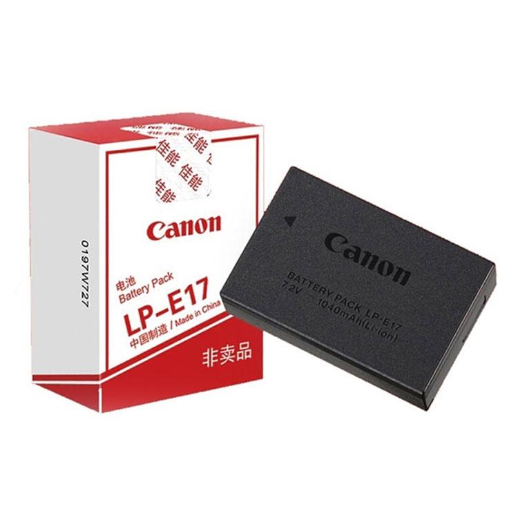 باتری دوربین LP-E17
