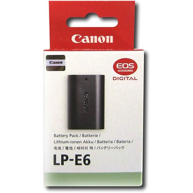 باتری LP-E6 مشابه اصلی