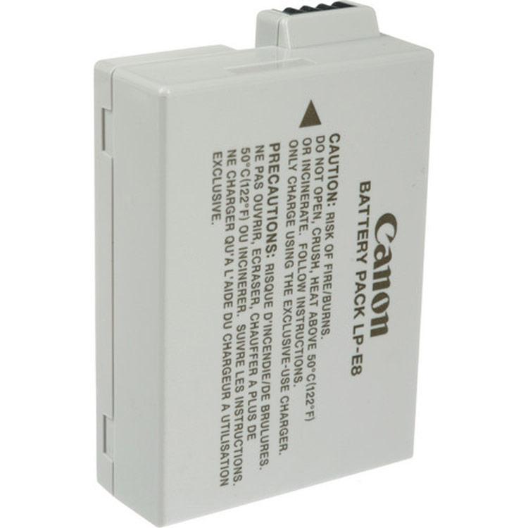 باتری کانن LP-E8