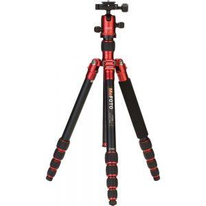 سه پایه Mefoto A1350Q1 red