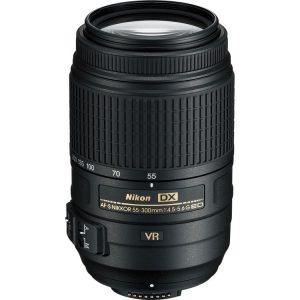 لنز نیکون NIKKOR 55-300mm f/4.5-5.6G