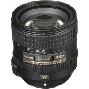 لنزنیکون AF-S Nikkor 24-85mm ED VR