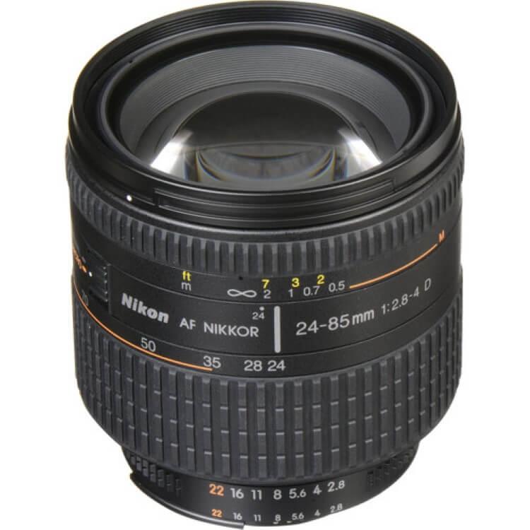 لنزنیکون AF Nikkor 24-85mm IF