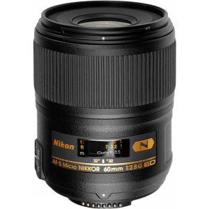 لنز نیکون AF-S Micro Nikkor 60mm ED
