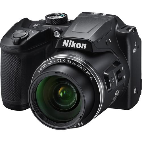 راهنمای دوربین نیکون B500
