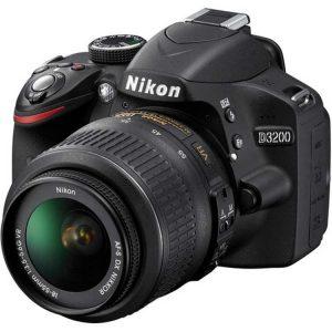 راهنمای دوربین Nikon D3200 Lens 18-55mm دوربین نیکون D3200