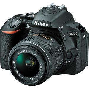 راهنمای دوربین Nikon D5500 kit 18-55 دوربین نیکون D5500