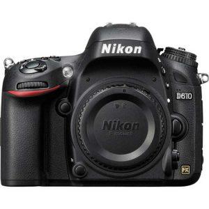 راهنمای دوربین Nikon D610 دوربین نیکون D610