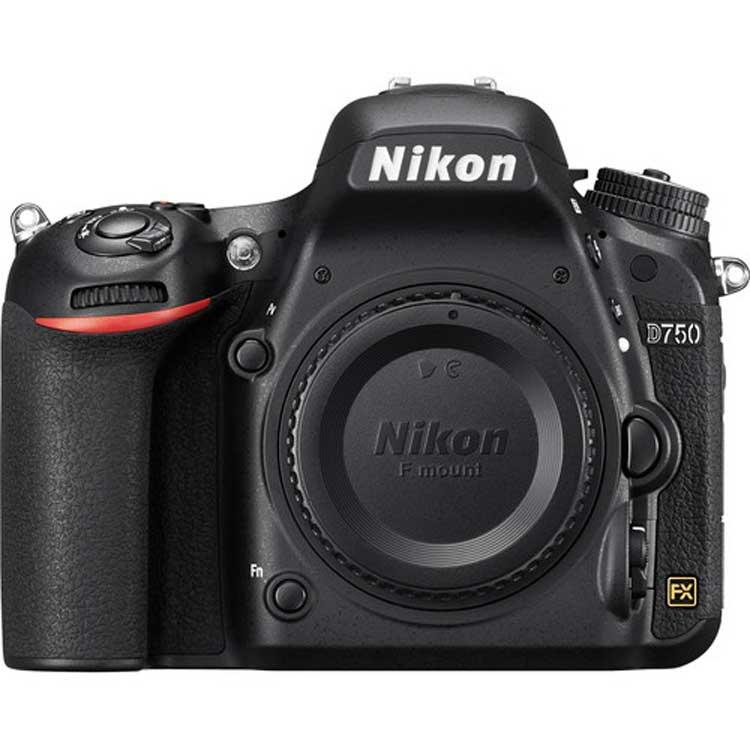 راهنمای دوربین Nikon D750 دوربین نیکون D750