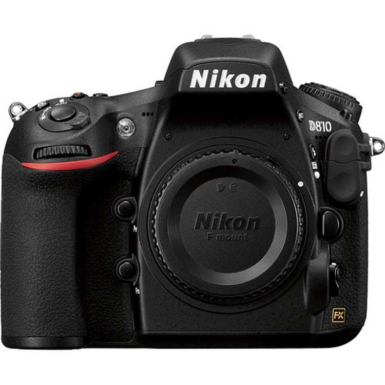 راهنمای دوربین Nikon D810 دوربین نیکون D810