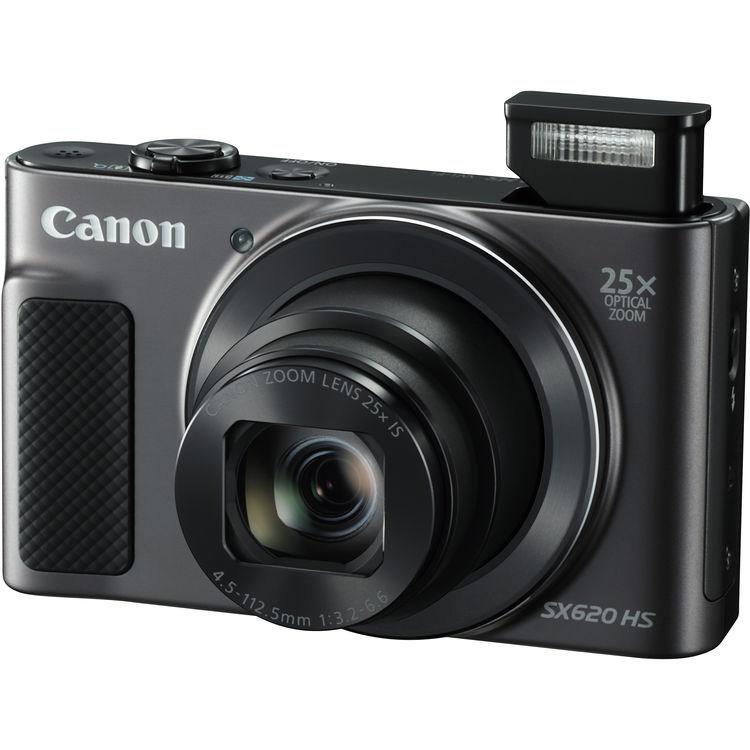 راهنمای دوربین Canon PowerShot SX620HS