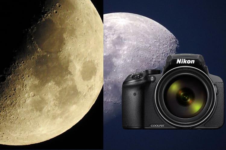 دوربین نیکون P900