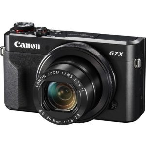 راهنمای دوربین کانن G7X