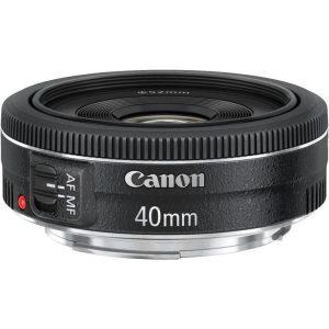 لنز کانن EF 40mm f/2.8 STM