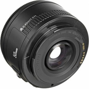 لنز کانن Canon EF 50mm f/1.8 II