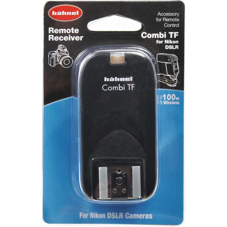 گیرنده ریموت کنترل Hahnel for Nikon