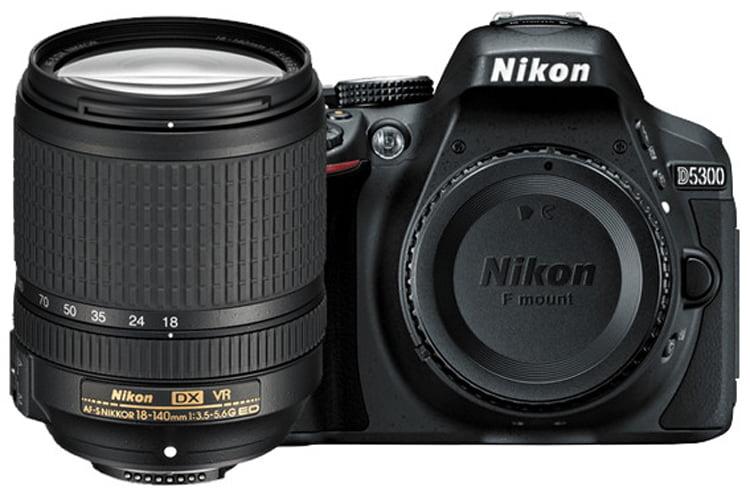دوربین Nikon D5300