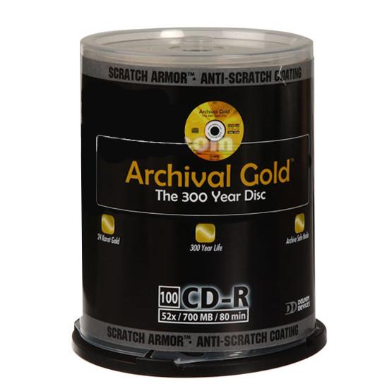 Delkin archival gold