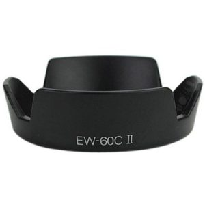 هود لنز کانن EW-60C II Lens Hood For EF 18-55mm f/3.5-5.6 II