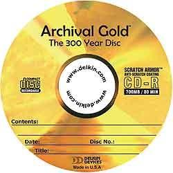 سی دی طلایی دلکین