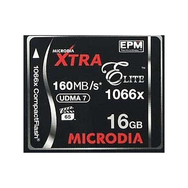 کارت حافظه Microdia XTRA ELITE CF 16GB
