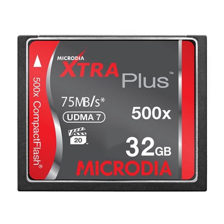 کارت حافظه Microdia XTRA Plus CF 32GB