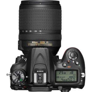 دوربین عکاسی نیکون Nikon D7200 Kit 18-140mm f/3.5-5.6 G VR