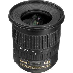 لنز نیکون AF-S DX NIKKOR 10-24mm ED