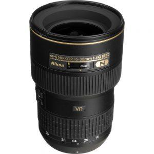 لنز واید AF-S Nikkor 16-35mm f/4G ED VR