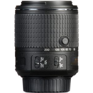 لنز نیکون Nikon AF-S DX NIKKOR 55-200mm f/4-5.6G ED VR II