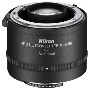 لنز نیکون AF-S Teleconverter TC-20E III