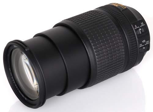 لنزنیکون Nikkor 18-140mm ED VR
