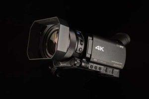 دوربین فیلمبرداری سونی FDR-AX100