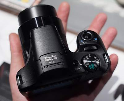دوربین کانن SX540