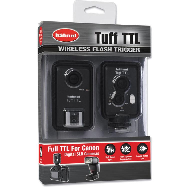 رادیو فلاش Hahnel Tuff TTL for Canon