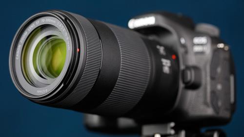 لنز Canon EF 70-300mm IS II USM