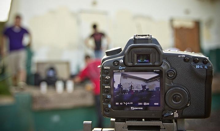 راهنمای فیلمبرداری