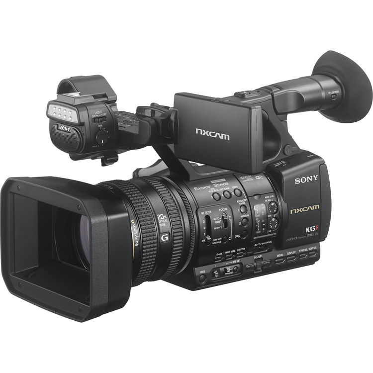 دوربین تصویربرداری سونی HXR-NX3 NXCAM