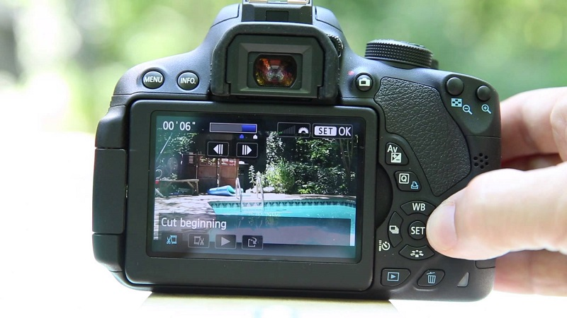 راهنمای مقدماتی برای فیلمبرداری با دوربینهای SLR دیجیتال