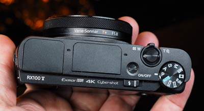 دوربین سونی RX100 Mark V