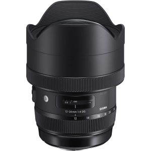 لنز سیگما Sigma 12-24mm F4 DG HSM Art for Canon