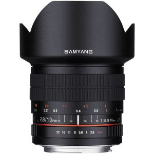 لنز Samyang 10mm for nikon