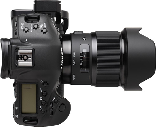 لنز Sigma 20mm for Canon